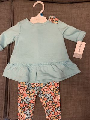 Carters 3m Girl Outfit for Sale in Largo, FL