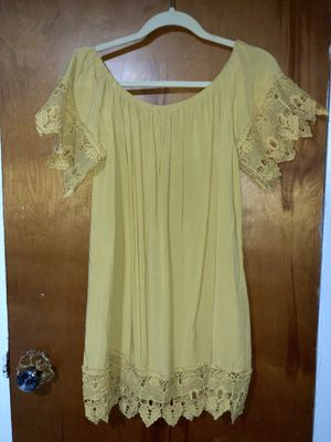 Yellow Summer Dress! for Sale in Wood Dale, IL