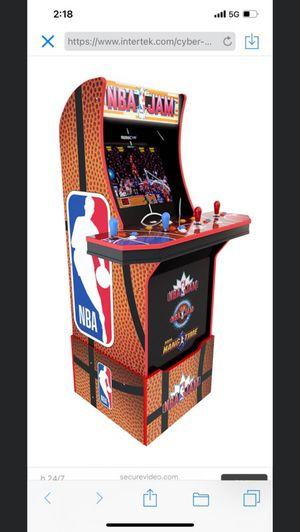 Arcade NBA invluide games for Sale in Bell, CA