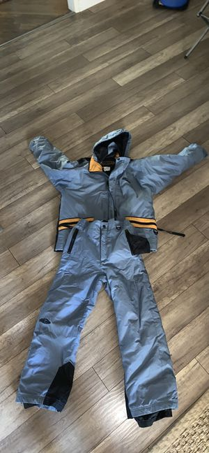 Body Glove light blue winter snow snowboarding ski outfit young girl for Sale in Alpine, CA