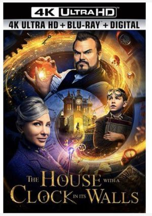 The House with A Clock in Its Walls - Digital Copy Code - VUDU 4K Movie for Sale in Eastvale, CA