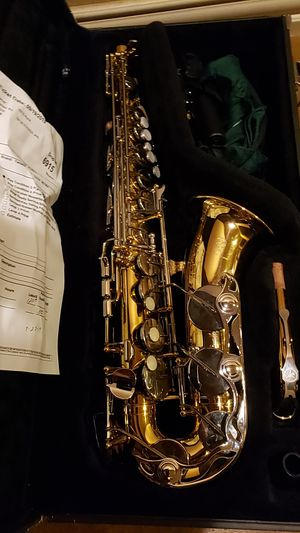 Yamaha YAS 26 alto saxophone for Sale in Euless, TX