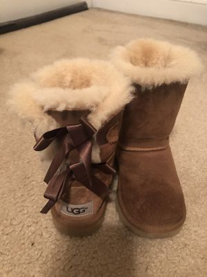Toddler Girl UGG Boots for Sale in Manassas, VA