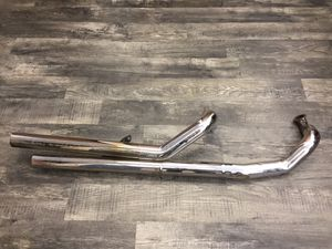 Yamaha XVS650 650 Vstar Aftermarket BUB Muffler Exhaust System Motorcycle for Sale in Fontana, CA