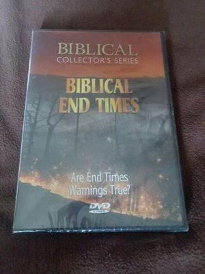 Biblical end times dvd for Sale in Oshkosh, WI