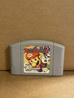 Mario Party N64 Authentic Game for Sale in Reading, PA