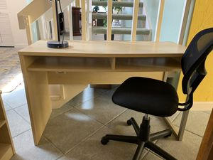 Kids desk, chair and night stand for Sale in Punta Gorda, FL