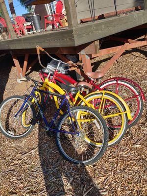 3 Bikes for Sale for Sale in El Cajon, CA