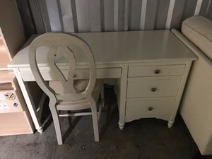 Desk with chair plus matching bedroom set for Sale in Concord, MA