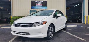 2012 Honda Civic Sdn for Sale in Kissimmee, FL