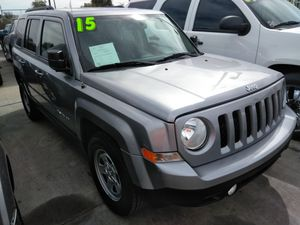 2015 jeep patriot extra clean BUY HERE PAY HERE NO CREDIT CHECK todos califican GARANTIZADO for Sale in Phoenix, AZ