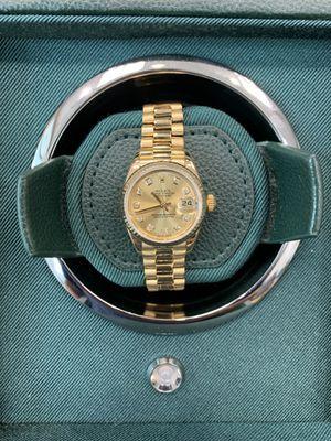 Ladies Rolex Datejust Presidential for Sale in Scottsdale, AZ