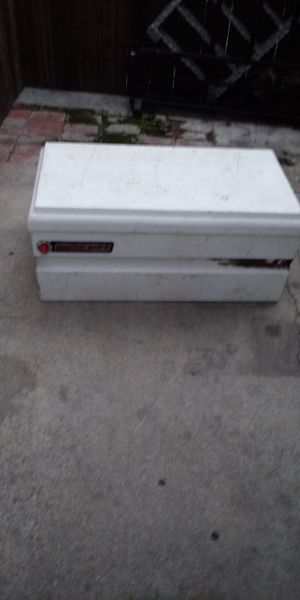 Weather Guard Steel All Purpose Chest/ Tool Box for Sale in Los Angeles, CA