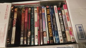 Lot 18 assorted variety DVD'S for Sale in Milan, MI