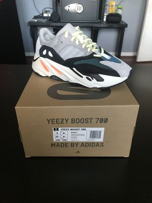Adidas Yeezy Wave Runner 700 Solid Grey Size 5 for Sale in Clifton, VA
