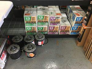 Dial 2-Speed 1/2 HP 1/3 HP 3/4 HP Evaporative Cooler Motors for Sale in Mesa, AZ
