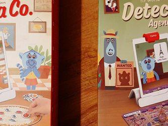 Osmo Interactive Children's Games - Pizza Co. & Detective Agency for Sale in Boca Raton,  FL