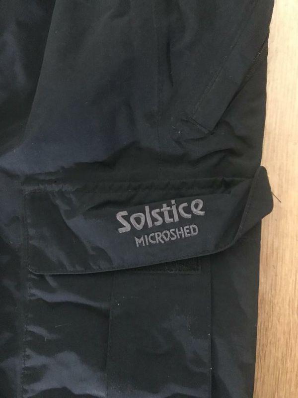 XL* Solstice ski bibs