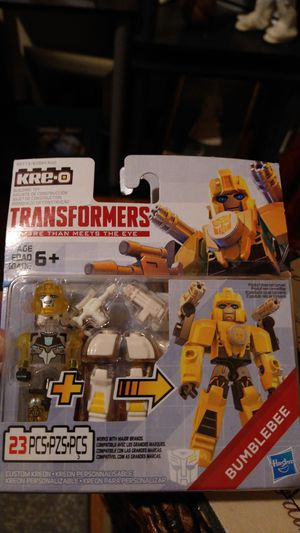Transformers bumblebee for Sale in Wichita, KS