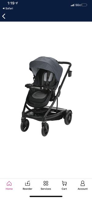 Graco Uno 2 Duo (Single to Double) Stroller for Sale in Cape Coral, FL