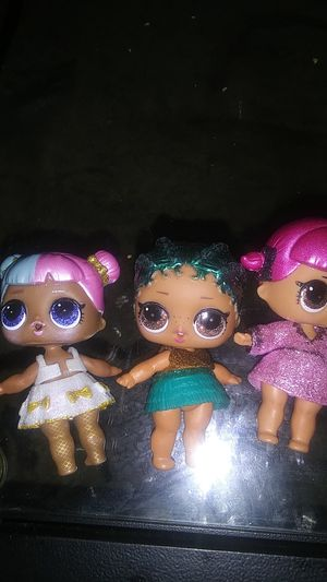 Lol doll surprise......trade..they are not 10 for all...FOR TRADE for Sale in Atlanta, GA