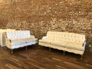 Vintage Couch Set for Sale in Modesto, CA