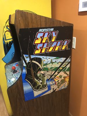 Sky shark arcade game 1987 for Sale in Chicago, IL
