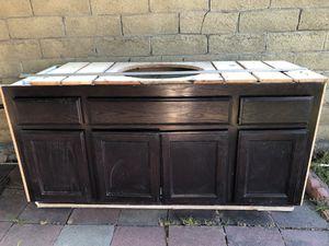 """Mueble de madera 60""""x21"""" usado en buenas Condiciones for Sale in South Gate, CA"""