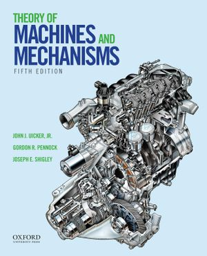 Theory of Machines and Mechanisms 5 Edition 9780190264482 EBOOK PDF Free Instant Delivery for Sale in Pomona, CA