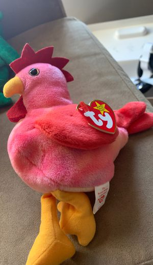 Strut the Rooster beanie baby for Sale in Atlanta, GA