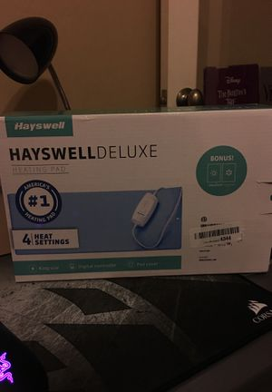 Hays well deluxe heat pad for Sale in Surprise, AZ