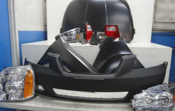 Sale on Painted Auto Body Parts