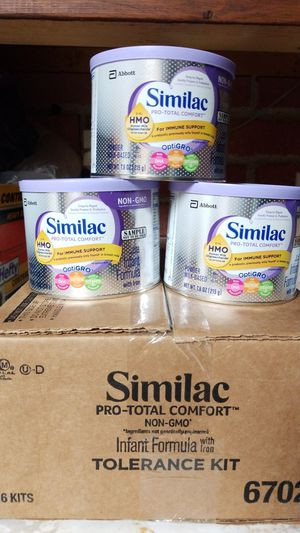 Similac Pro Total Comfort for Sale in Buffalo, NY