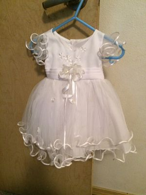 Baptism/1st communion dresses for Sale in Tacoma, WA
