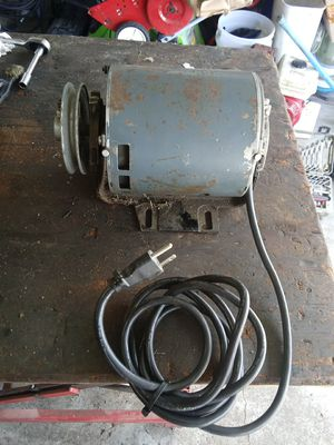 Electric motor for Sale in Chicago, IL