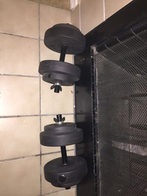 $40 Weights for Sale in Memphis, TN