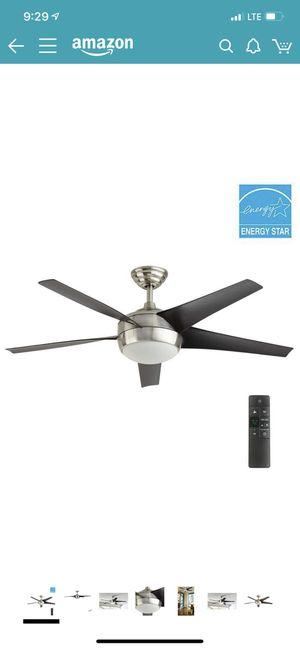 "52"" indoor ceiling fan windward IV for Sale in Mableton, GA"