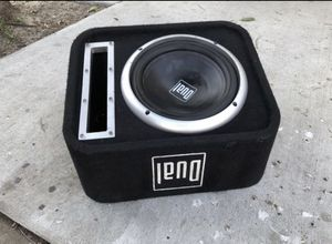 Subwoofer 10 inch for Sale in Anaheim, CA