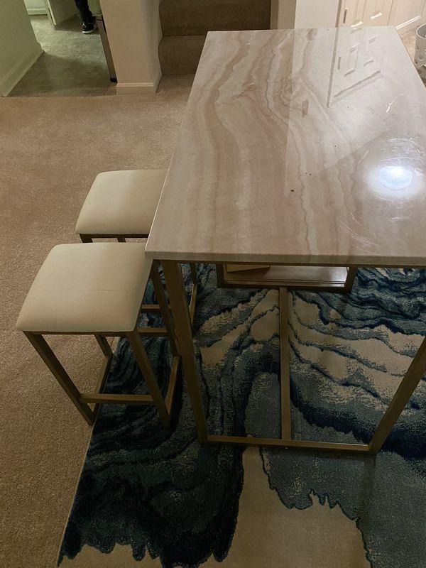 Marble Bar Table