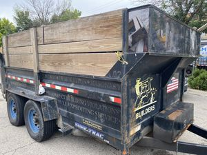 Dump Trailer - SureTrac for Sale in Chicago, IL