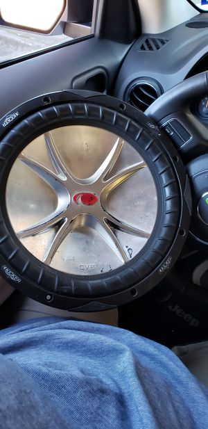 """Kicker COMP VR 12"""" Subwoofer for Sale in Houston, TX"""