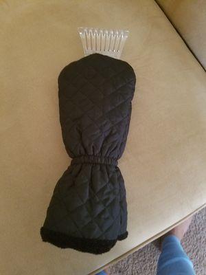 Ice scraper built in mitten for Sale in Richmond, VA