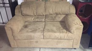 Tan couch for Sale in Phoenix, AZ