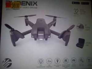 Phoenix drone with HD camera and smartphone controls. for Sale in Dallas, TX