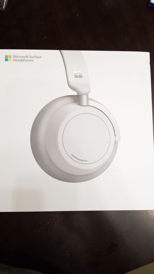 MICROSOFT surface wireless Headphones for Sale in Chicago, IL