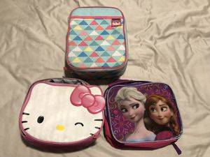 Girls lunch boxes for Sale in Los Angeles, CA