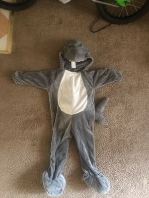 Shark Costume for Toddlers for Sale in Mount Rainier, MD