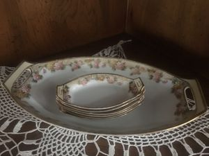 Nippon Hand Painted Dish Set for Sale in Chicago, IL