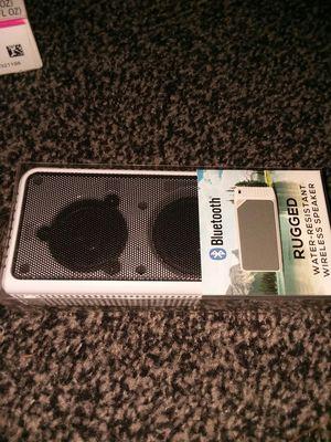 Bluetooth speaker water resistant for Sale in Chesapeake, VA