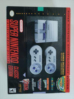 Super Nintendo NES for Sale in Dallas, TX